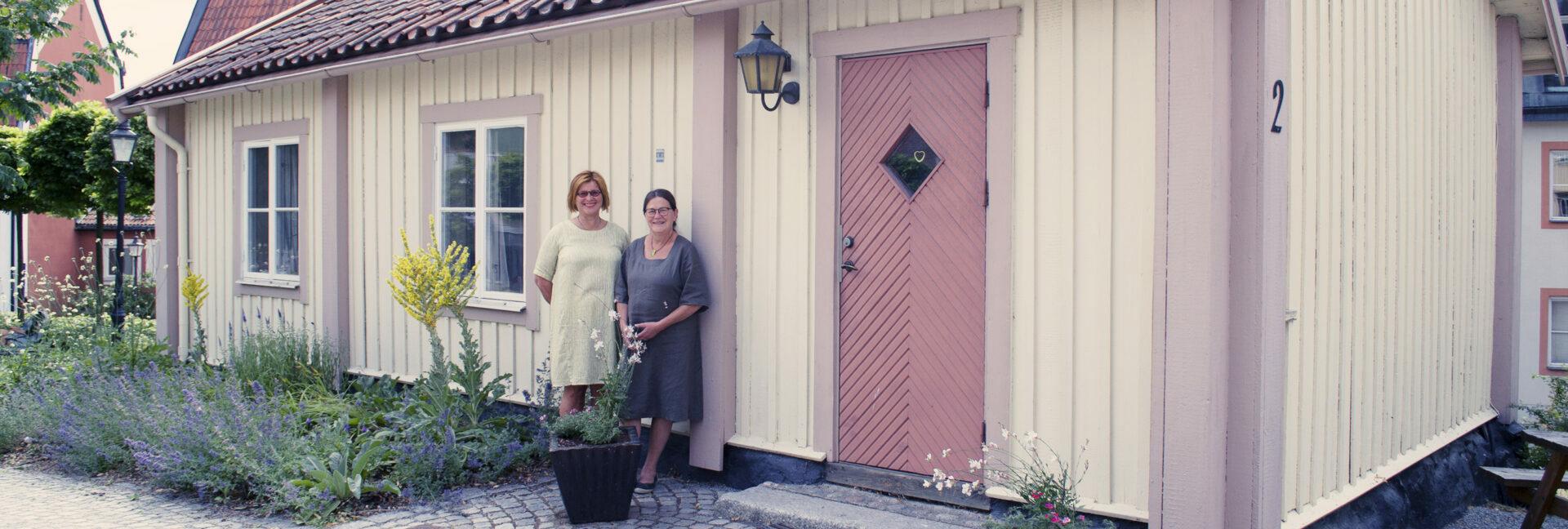 Trädgårdsbutik , Hantverk, Enköping