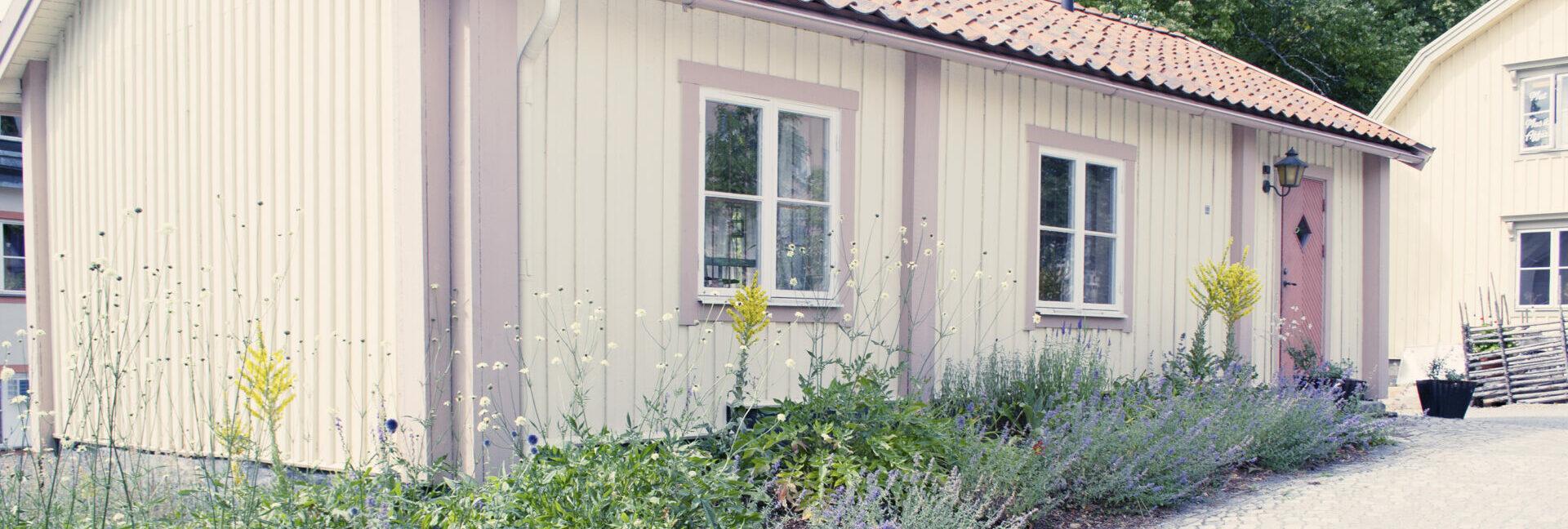 Trädgårdsbutik, Hantverk, Garn, Enköping