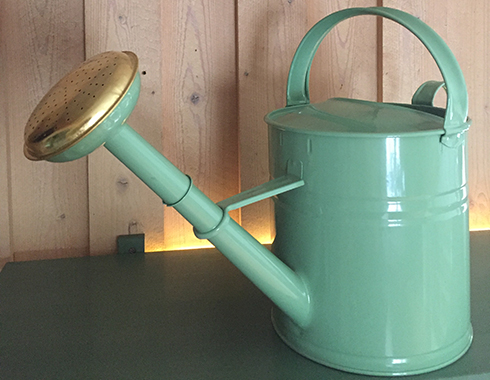 Trädgårdsverktyg, vattenkanna, enköping
