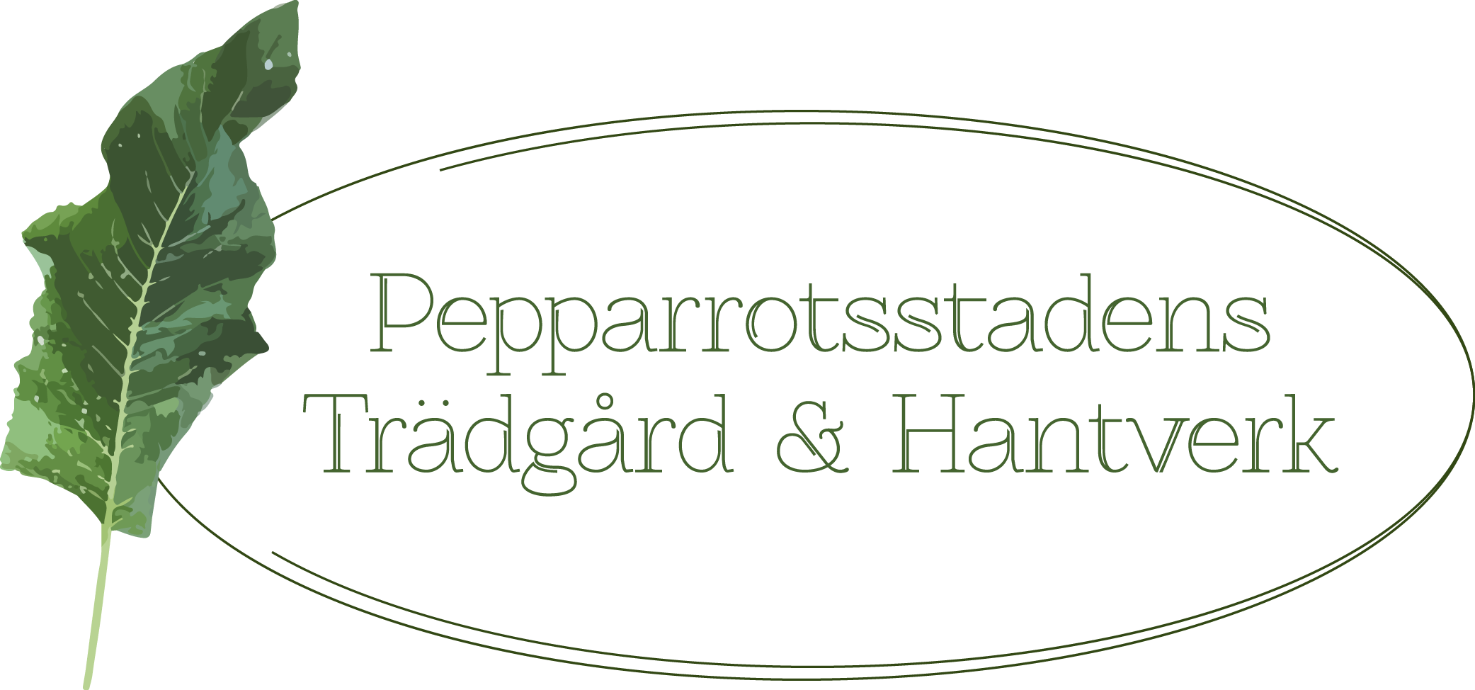 Pepparrotsstadens Trädgård & Hantverk